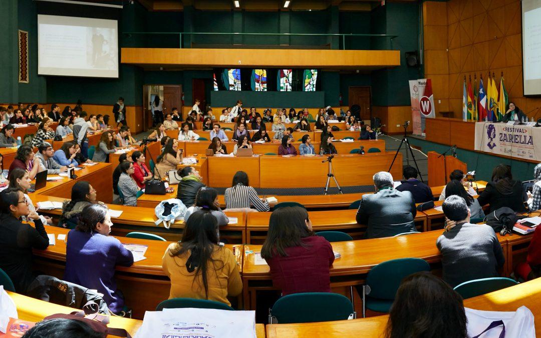Memorias del Festival Zarelia 2019: ¿Cómo se hace periodismo feminista?